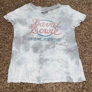 David Bowie Shirt Medium